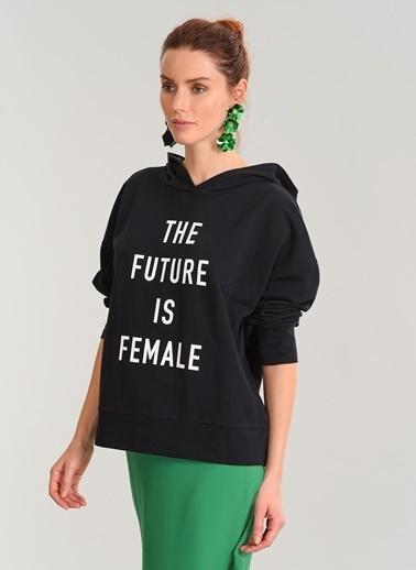 Kapişonlu Sweatshirt-People By Fabrika